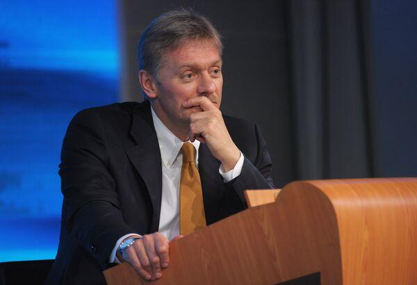 Russian president's spokesman Dmitry Peskov - Sputnik International