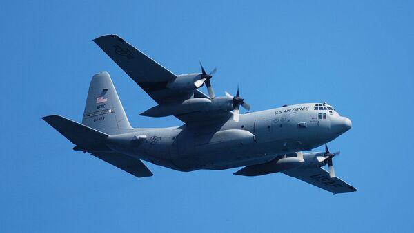 C-130 Hercules - Sputnik International