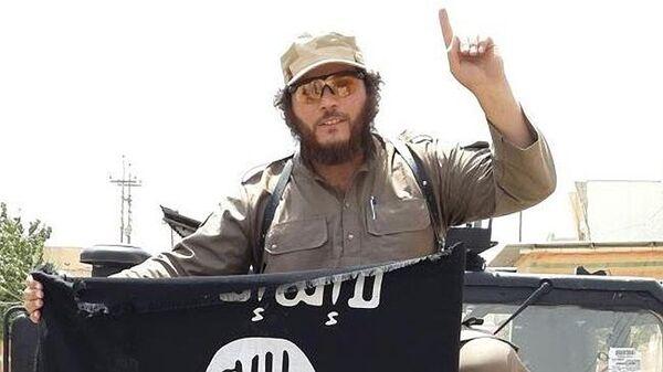 Australian jihadist Khaled Sharrouf , assumed father of the 7-year-old boy - Sputnik International