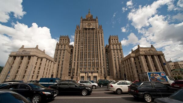 Russian Ministry of Foreign Affairs stated that Russia will defend its national interests and principled position on the key issues - Sputnik International