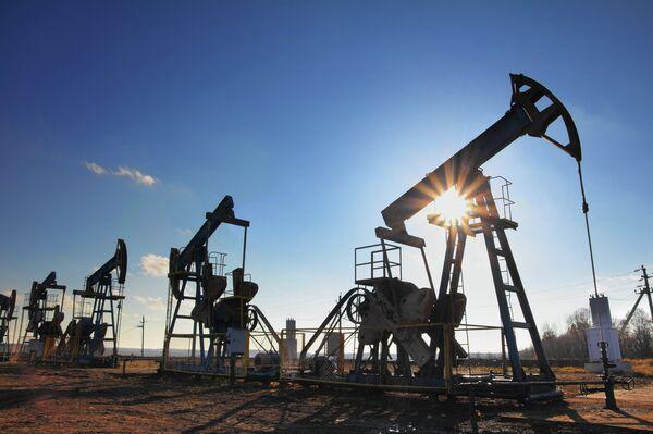 Oil extraction - Sputnik International