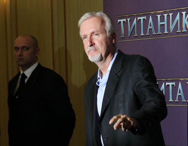 Award-winning director and producer James Francis Cameron was born on August 16, 1954 in Canada. - Sputnik International