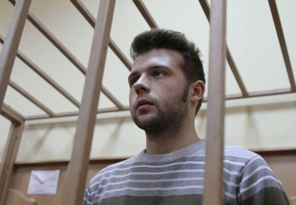 New suspect Ilya Gushchin in Bolotnaya Square case - Sputnik International