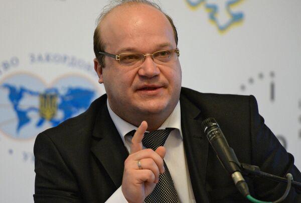Deputy head of the Ukrainian president's administration Valeriy Chaliy - Sputnik International