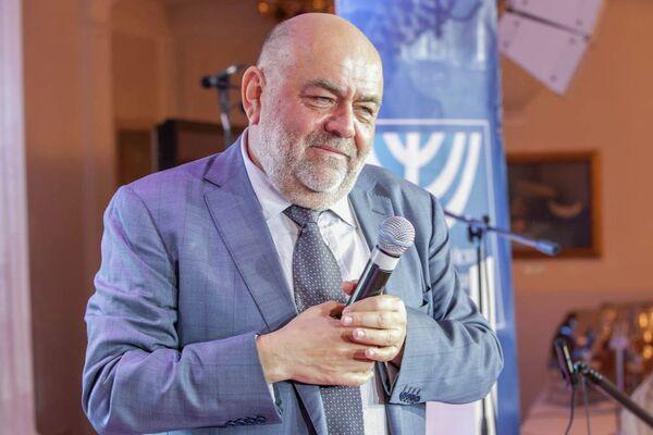 Russian Jewish Congress President Yuri Kanner - Sputnik International