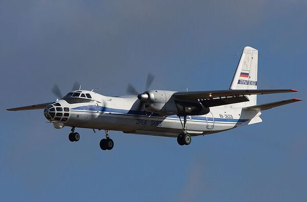 Russian Federation plans to conduct an observation flight aboard an An-30B aircraft - Sputnik International