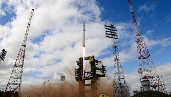Angara missile launch - Sputnik International