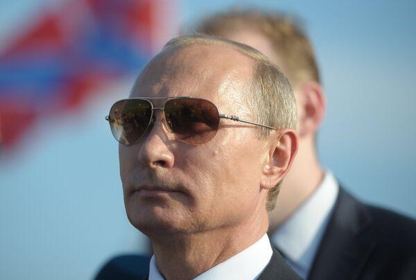 Vladimir Putin has received his highest electoral rating to date - Sputnik International