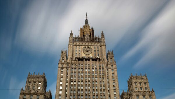 A new treaty envisaging closer military and economic ties between Russia and Abkhazia is not threatening security of other countries, including Georgia, the Russian Foreign Ministry said on Wednesday. - Sputnik International