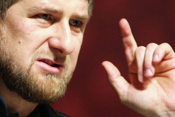 Chechen leader Ramzan Kadyrov expresses his condolences to the families and friends of those, killed in the Grozny bombing on Sunday and says that all those guilty of this crime will be punished. - Sputnik International