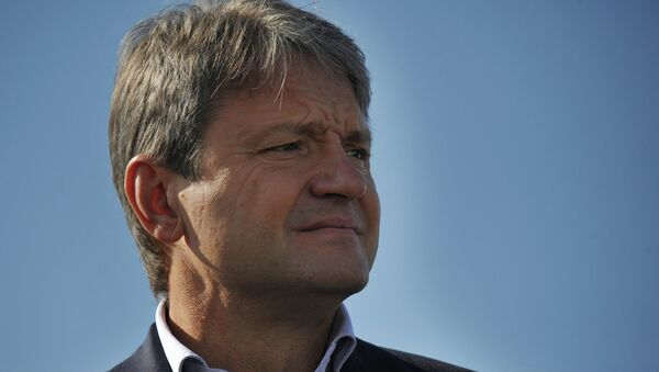 The governor of Krasnodar Krai, Alexander Tkachev, thinks that the statements of European politicians who have called for sanctions against sporting events being held together with Russia are ludicrous - Sputnik International