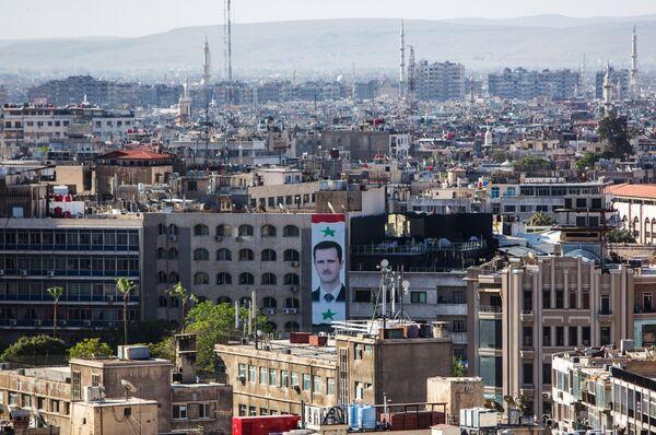 Secretary General Ban Ki-moon's Special Envoy for Syria and Deputy Envoy will travel to Damascus for consultations - Sputnik International