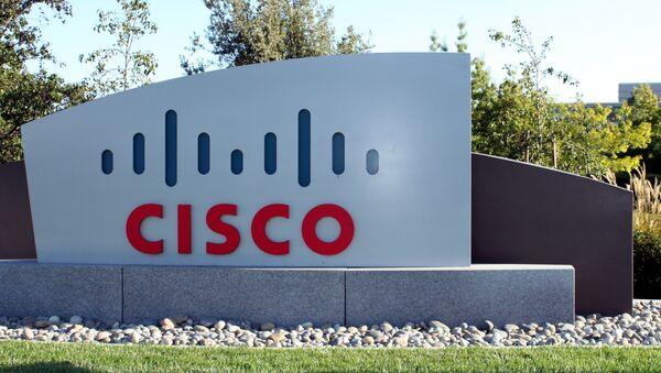 Cisco logo - Sputnik International