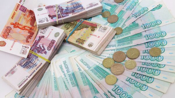 According to the Russian Federal State Statistics Service (Rosstat), the median income in Russia is approximately 32,000 rubles ($802 USD) per month; however, there are fewer high-paying jobs, as the market needs more low specialization service workers - Sputnik International