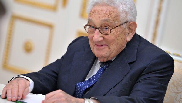 Henry Kissinger - Sputnik International