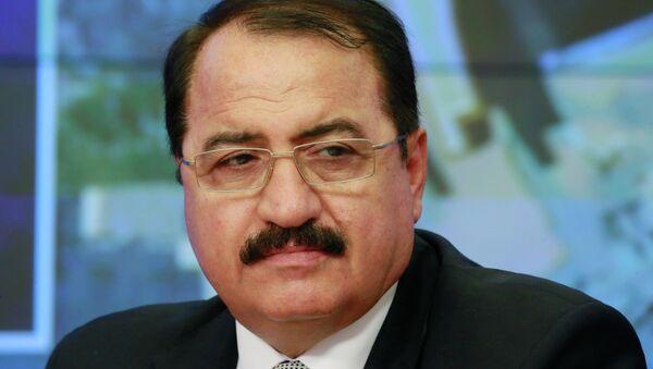 The Ambassador of the Syrian Arab Republic in Russia Riyad Haddad - Sputnik International
