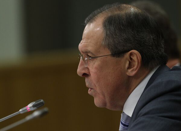 The United States has openly declared its right to use military force unilaterally, Russian Foreign Minister Sergei Lavrov said at the 69th session of the UN General Assembly on Saturday. - Sputnik International