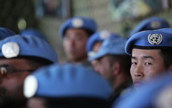 China to send 700 peacekeepers for a United Nations mission in South Sudan - Sputnik International