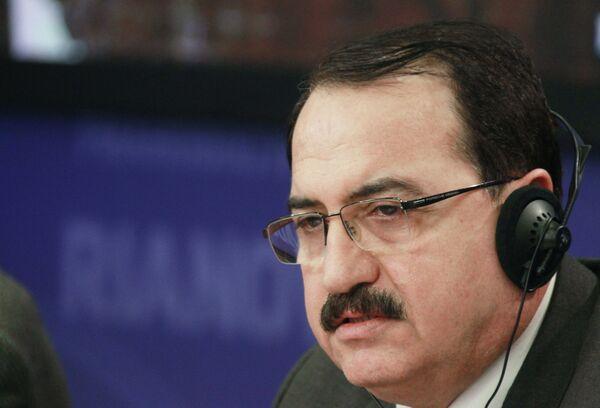 Syrian ambassador to Russia Riad Haddad - Sputnik International