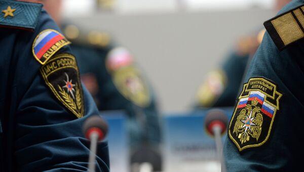 Мероприятия, посвященные 365-летию со дня образования Пожарной охраны России - Sputnik International
