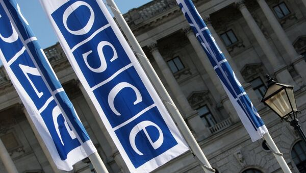 The deployment of OSCE drones in eastern Ukraine, initially planned for late September or early October, has already been postponed several times - Sputnik International
