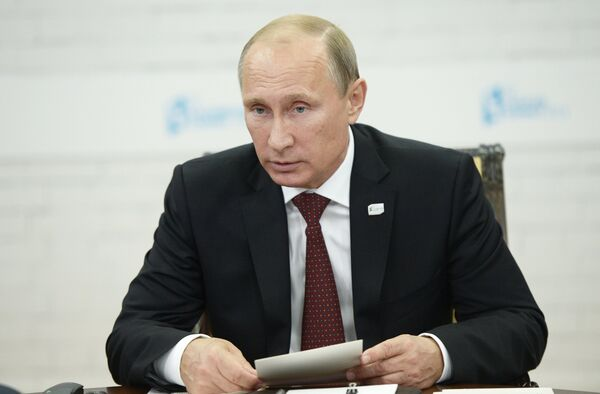 Russian President Vladimir Putin has expressed concern over the spread of neo-Nazi ideology in Europe and called for efforts to prevent the revision of the outcome of the Second World War. - Sputnik International