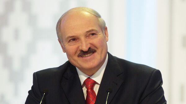 Belarusian President Alexander Lukashenko - Sputnik International