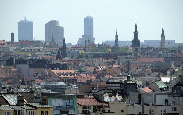 A man with Ebola-like symptoms was hospitalized late on Thursday in the Czech capital of Prague - Sputnik International