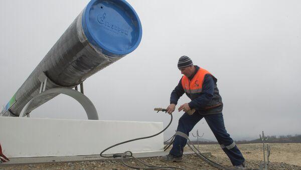Start of the South Stream pipeline construction - Sputnik International