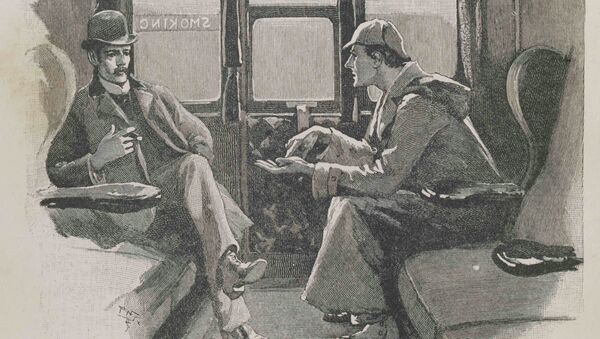 Sherlock Holmes: The Man Who Never Lived and Will Never Die - Sputnik International