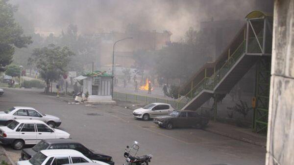 Two explosions have rocked Kabul Sunday morning - Sputnik International
