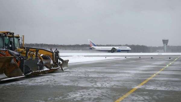 Vnukovo AirpoRussia's Investigative Committee is currently considering four possible causes of the plane crash at Moscow's Vnukovo airport. - Sputnik International