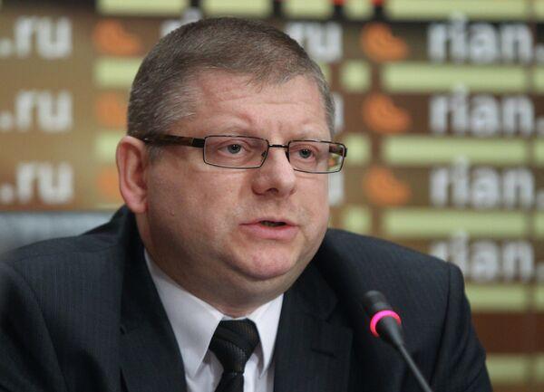Mikhail Gurevich, who probed into Kaczynski's plane crash in Smolensk, will investigate the plane crash of Total CEO Christophe de Margerie. - Sputnik International