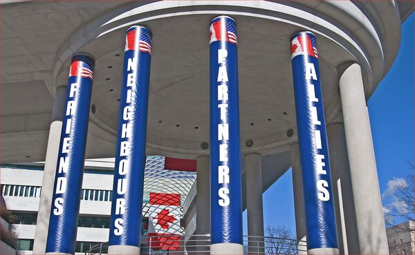 Canadian Embassy Washington (DC) - Sputnik International
