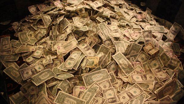 A lot of dollars - Sputnik International
