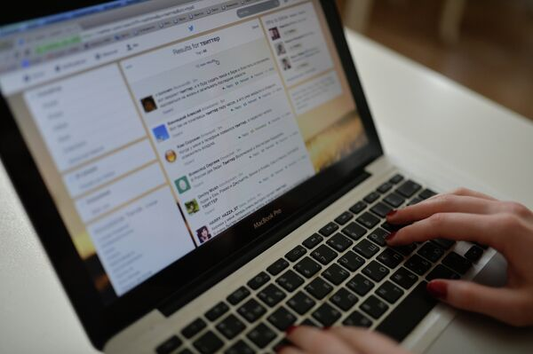 The UK government is currently in talks with national Internet providers to ensure they remove extremist propaganda appearing on the web, The Telegraph reported Friday. - Sputnik International